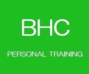 パーソナルトレーニングジムBHC
